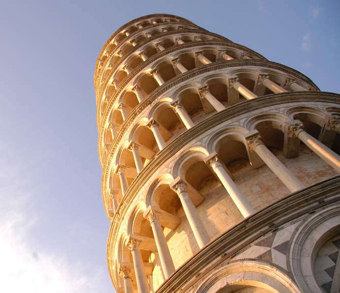 Tour e gite a Pisa